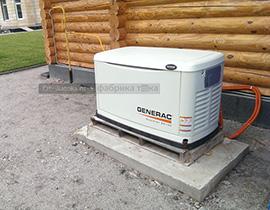 Подбираем оптимальную мощность для системы электроснабжения газовый генератор